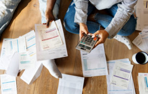 debts that i can rid when filing a bankruptcy