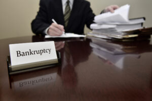 different kind of bankruptcy