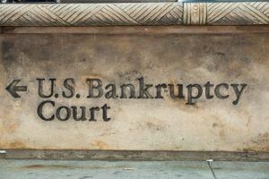bankruptcy hearing